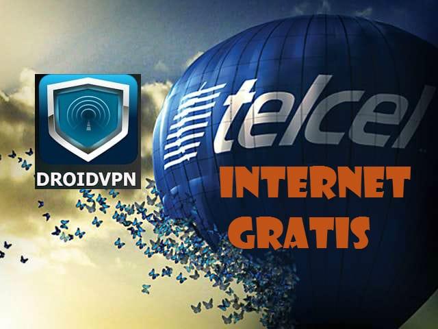 Internet gratis Telcel México
