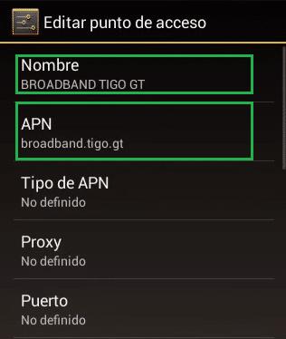 internet gratis en Tigo