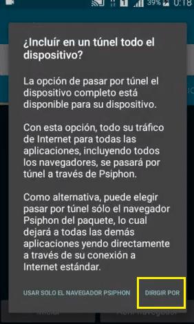 psiphon claro ecuador 2016 internet gratis