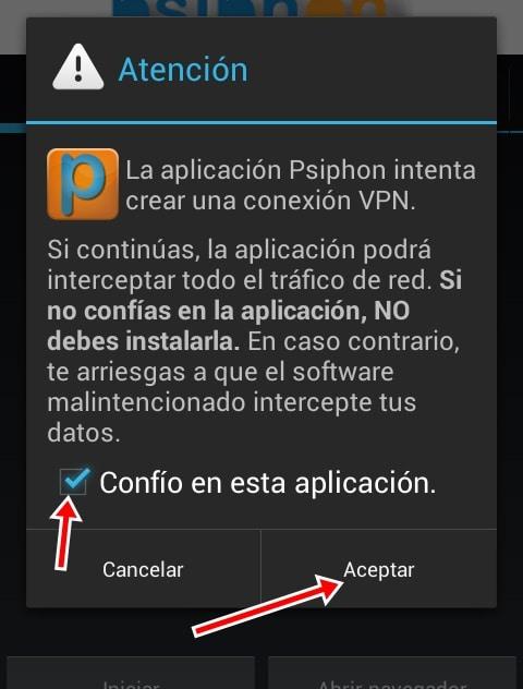 psiphon claro ecuador internet gratis android 2016 full