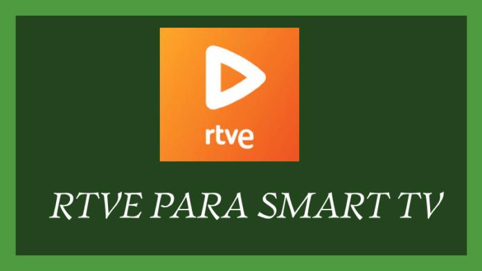 descargar RTVE alacarta para smart tv samsung lg sony