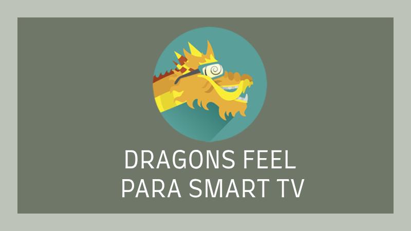 instalar apk drangons feel para smart tv ver