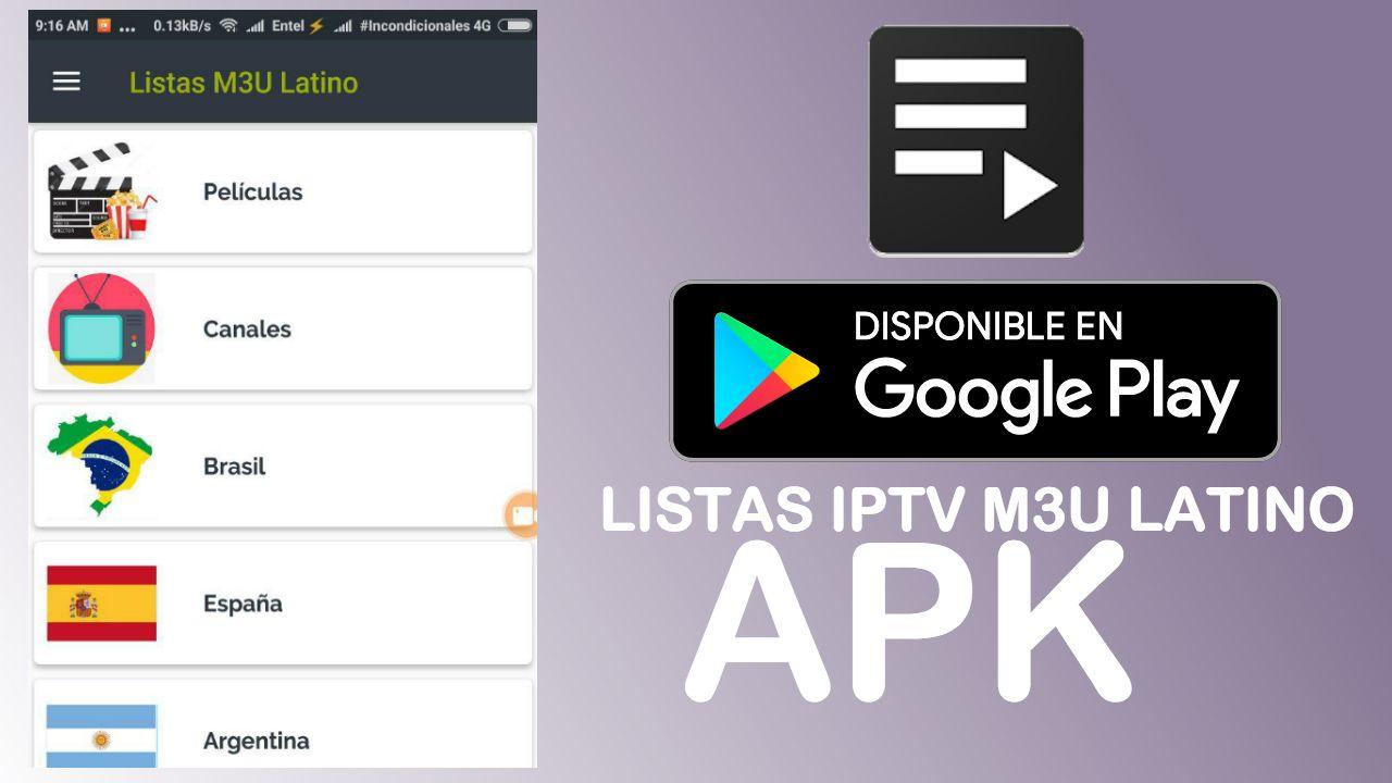 Cómo Conseguir Listas Iptv M3u Actualizadas Para Android 2021