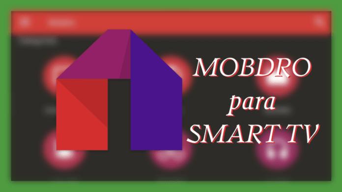 app mobdro para smart tv samsung
