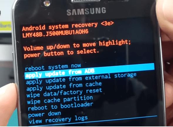 arreglar un android que no arranca