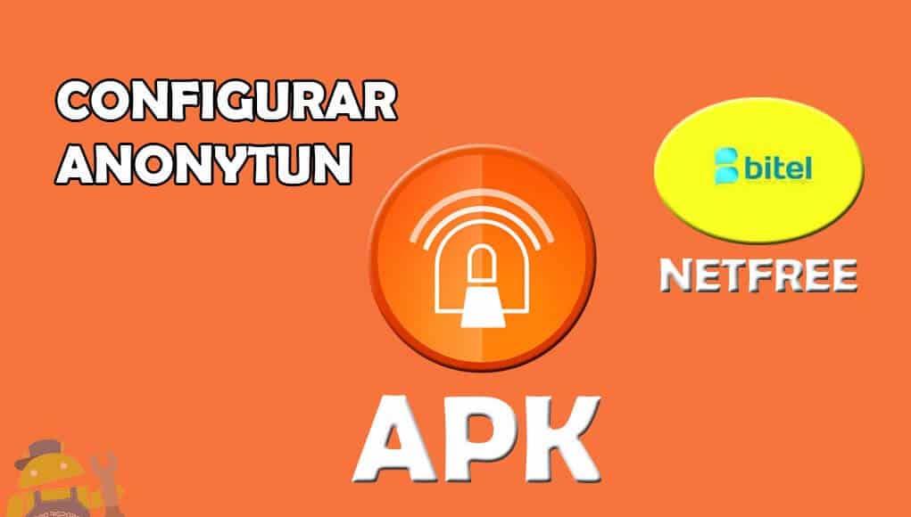 como configurar anonytun vpn bitel peru 2017