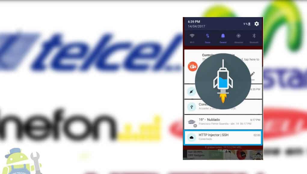 como conseguir internet gratis telcel con http injector apk servidores telcel