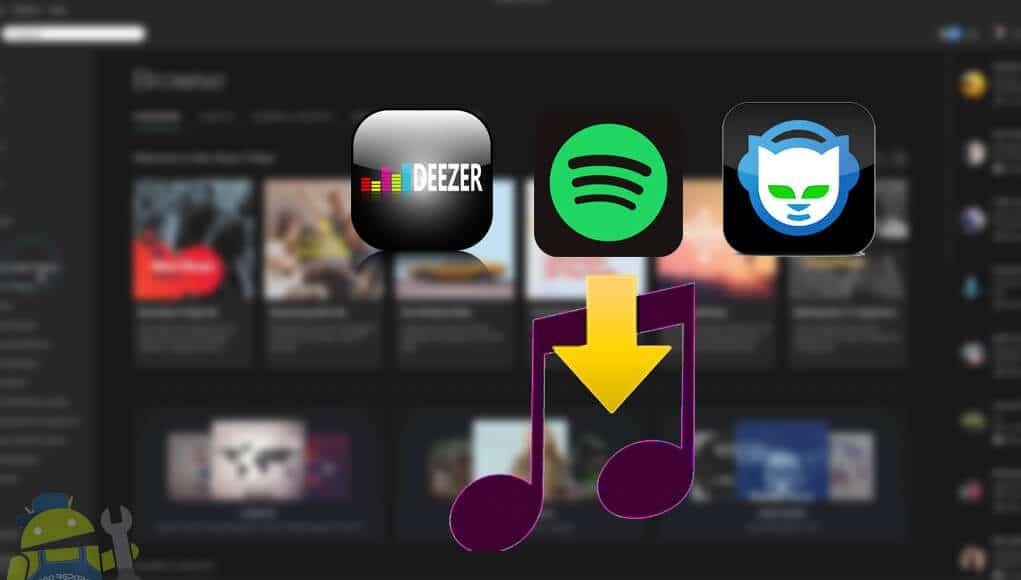 como descargar canciones de spotify