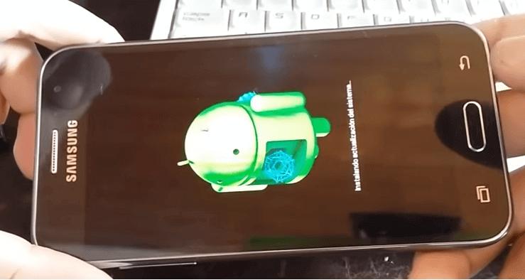 como hacer hard reset al galaxy j2 reparar celular android