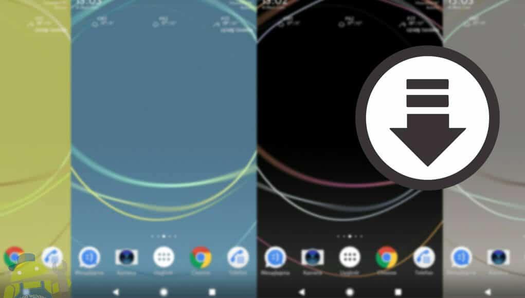 como instalar launchers sony xperia xz premium xa 1 ultra en android