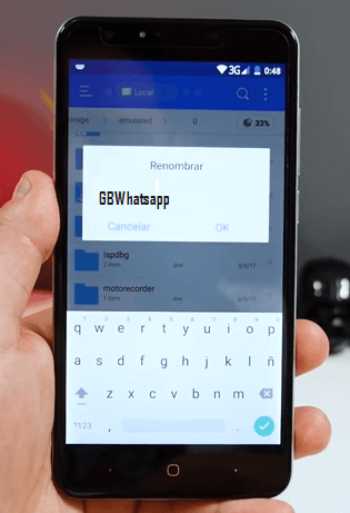 como instalar whatsapp transparente en android 2018