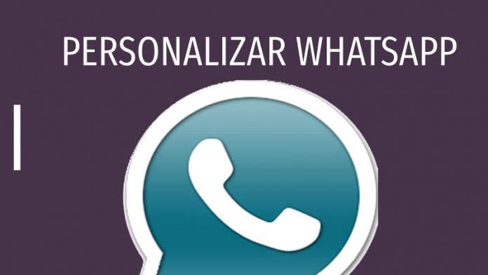 como personalizar whatsapp android