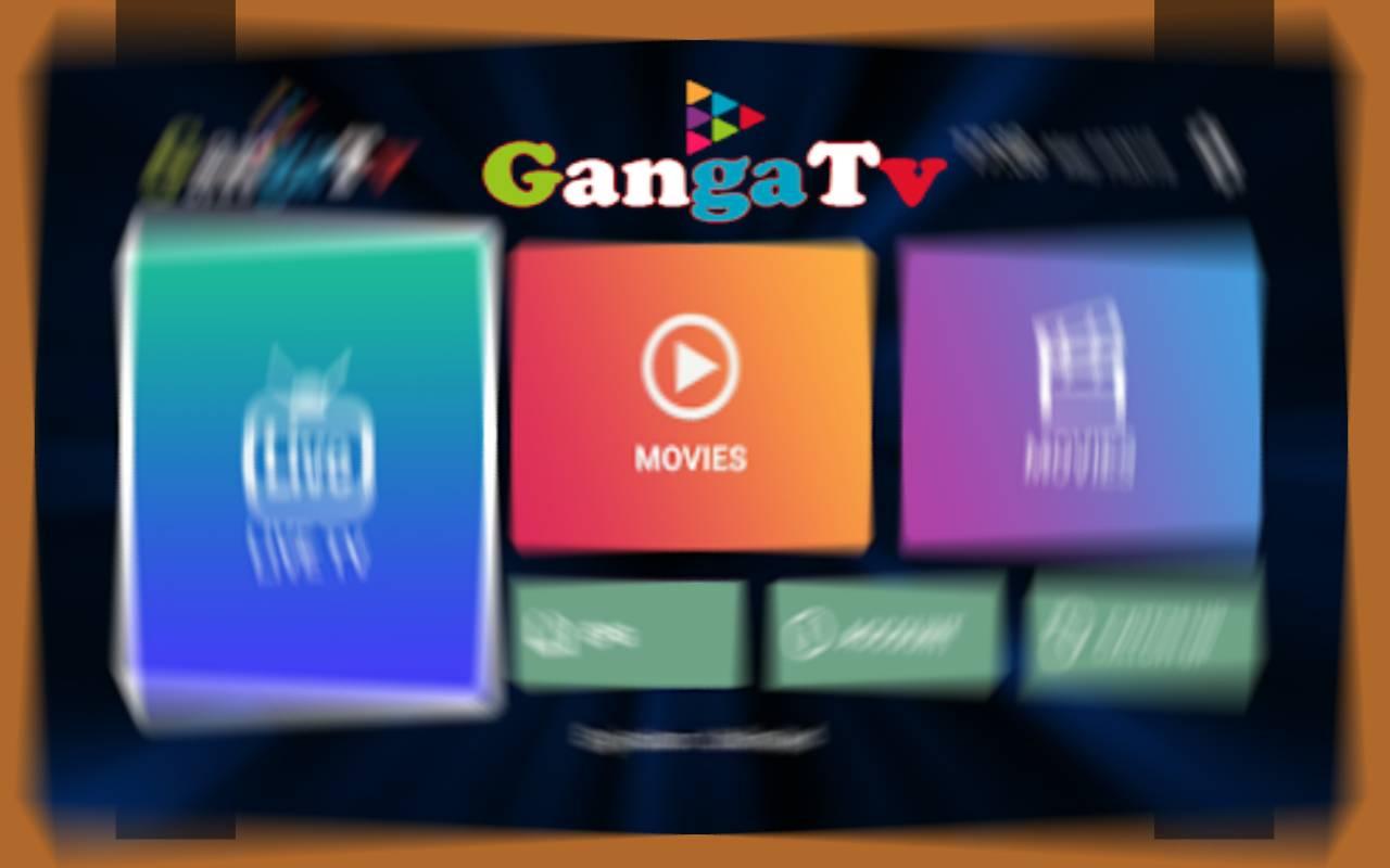 conectar ganga tv smart tv apk