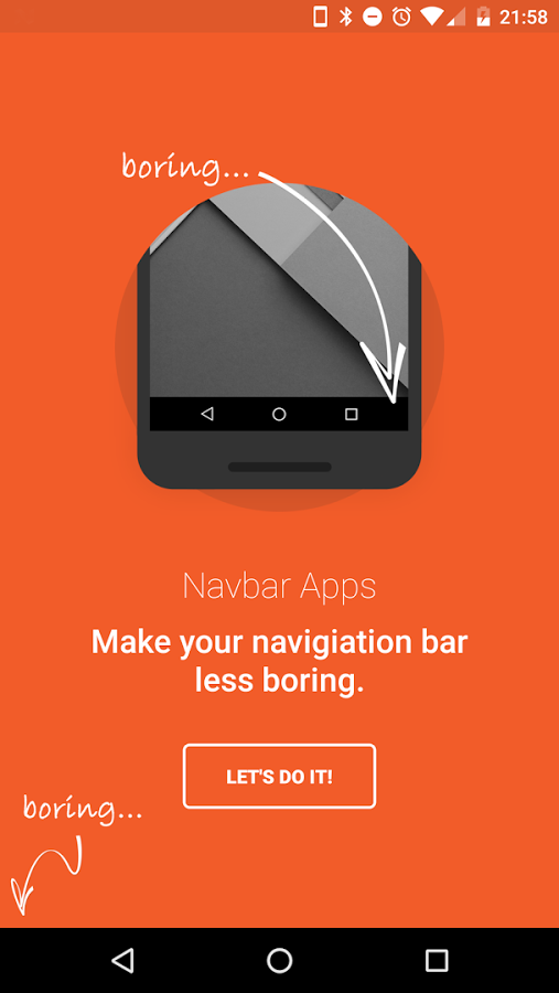 descargar navbar apps apk gratis android