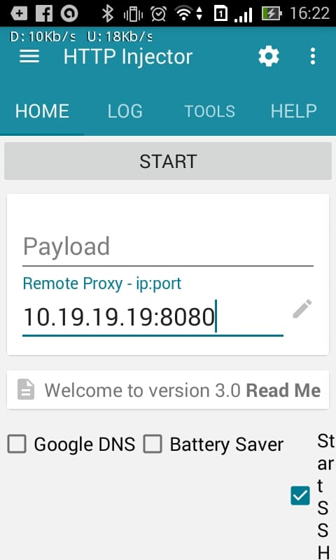 descargar proxys gratis psiphon http injector