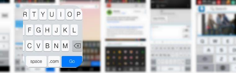 descargar teclado de ios iphone para android apk gratis app