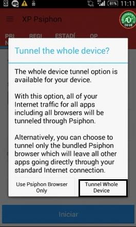 descargar xp psiphon android 2017