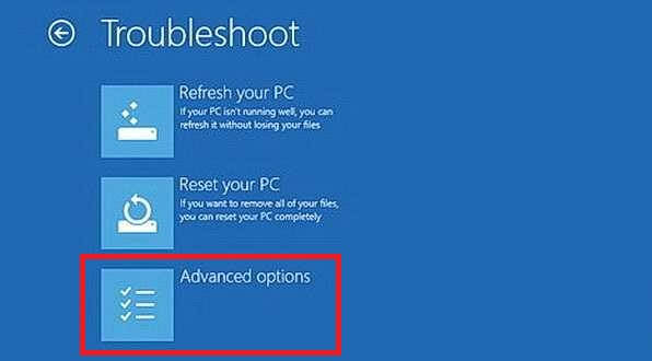 eliminar firma de controladores en windows 8 y 10