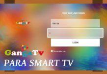 ganga tv en smart tv samsung lg sony panasonic