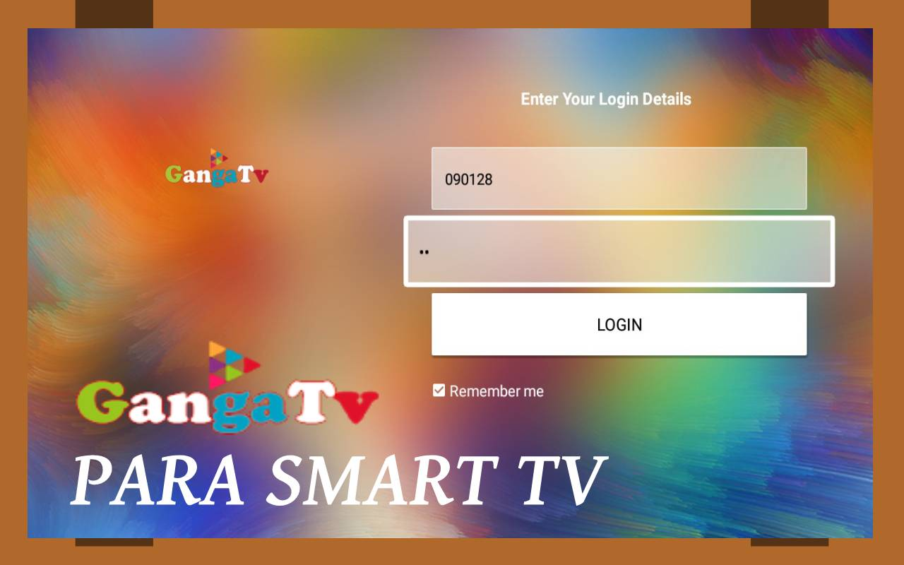ganga tv en smart tv samsung lg sony panasonic