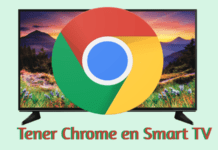 como instalar google chrome para smart tv descargar