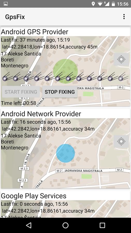 gps fix reparar gps android 2017 xiomi