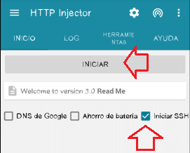 http injector importar server ehi movistar internet ilimitado gratis movistar