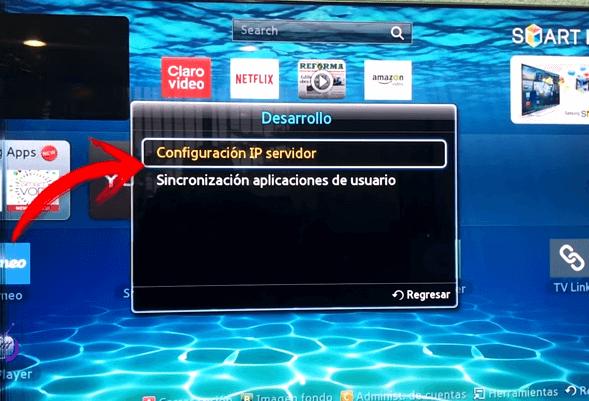 instalar apps no oficiales en smart tv