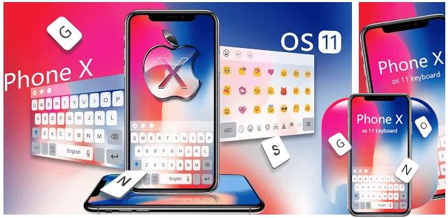 instalar teclado ios iphone para android sin root apk app
