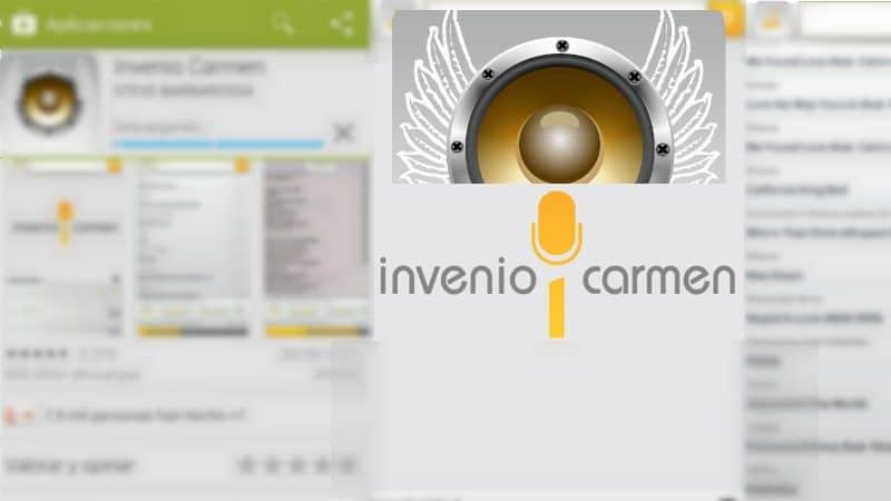 invenio carmen apk app android iphone pc ios gratis musica descargar