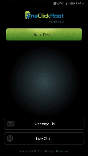 one click root android apk
