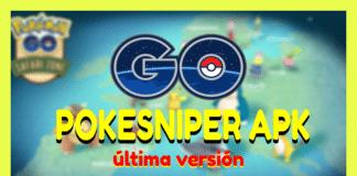descargar pokesniper apk pc online coordenadas