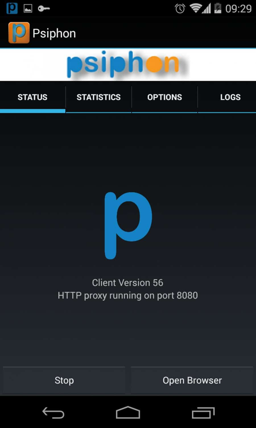 psiphon internet gratis android trucos