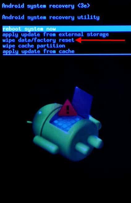 reparar el error del reproductor de música en  Android