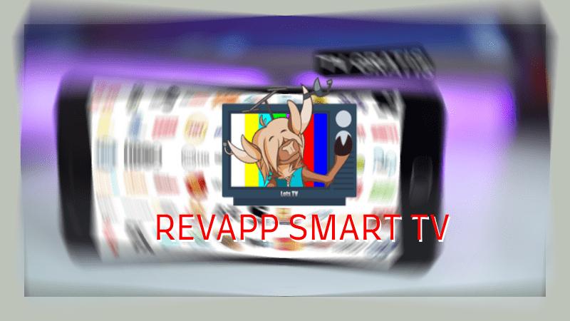 como instalar revapp para smart tv gratis