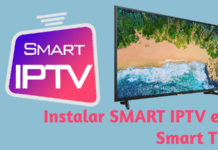 como instalar smart iptv para smart tv