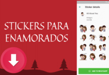 descargar stickers de enamorados para whatsapp pegatinas