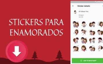 descargar stickers de enamorados para whatsapp pegatinas