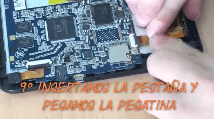 tablet Como reparar pantalla tablet android