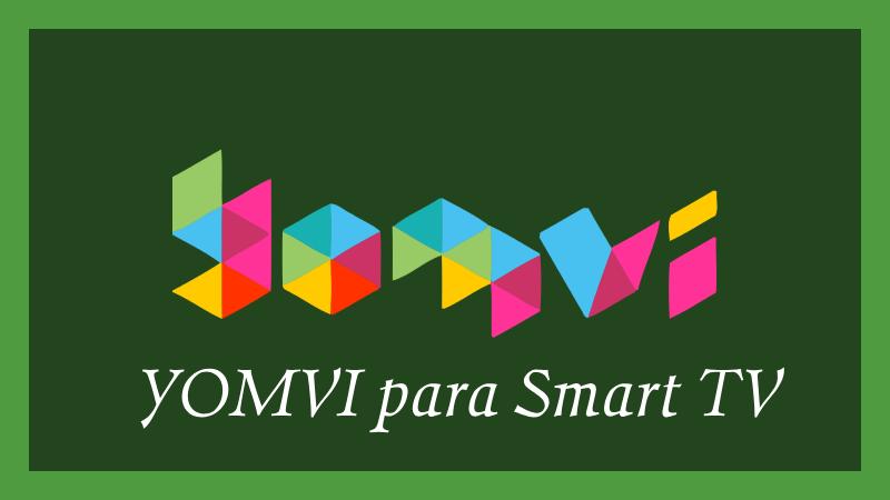 como instalar yombi para smart tv sony bravia samsung