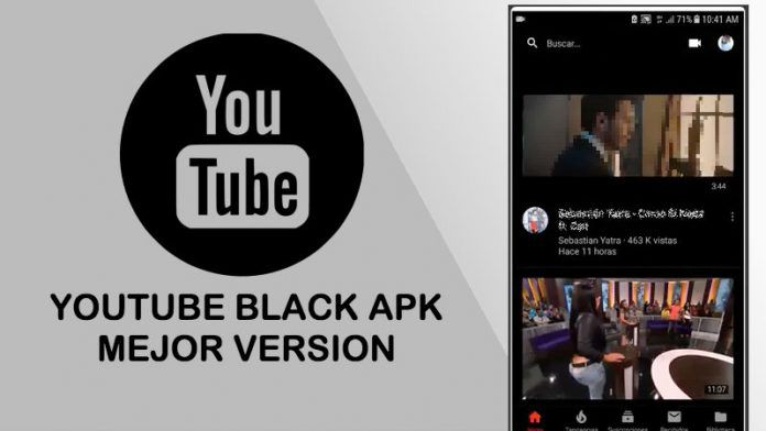 descargar youtube black apk 2018 app android iphone pc smart tv descargar instalar